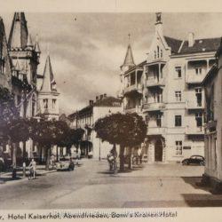 ©_ralf_barth_2019_01_12_Bad_Neuenahr_Hauptstrasse_Ecke_Jesuitenstrasse_Hotel_Kaiserhof_Hotel_Bonns_Kronenhotel_und_Abendfrieden_heute_alter_Markt_Moses_Vitahris