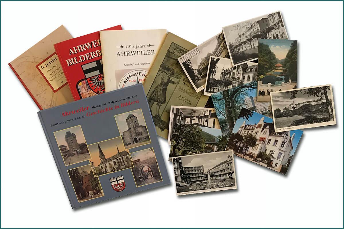 Bilderbogen Ahrtal eine Zeitreise durchs Ahrtal