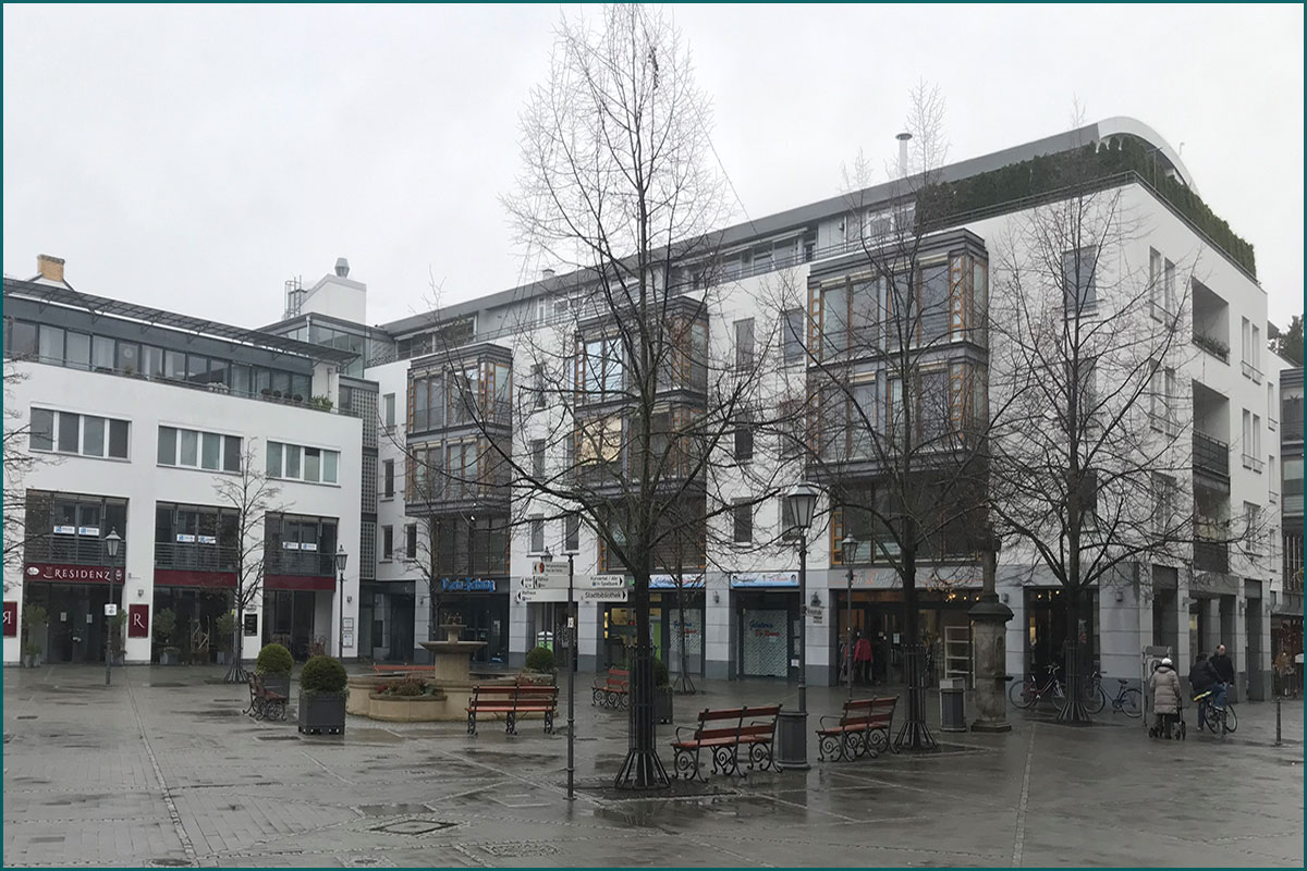 Zeitreise durchs Ahrtal Bad Neuenahr Palasthotel Poststrasse Ecke Kreuzstrasse vorher-nachher 02