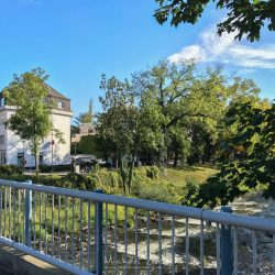 Kurgartenbrücke Bad Neuenahr Ahrtalwandern Michael Lentz 2017 09 16