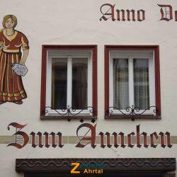 Ahrweiler Niederhutstrasse Restaurant Aennchen @ Michael Lentz 2019_03_15 05