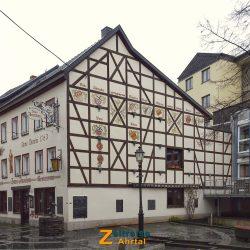 Ahrweiler Niederhutstrasse Restaurant Aennchen @ Michael Lentz 2019_03_15 07