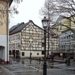 Ahrweiler Niederhutstrasse Restaurant Aennchen @ Michael Lentz 2019_03_15 09