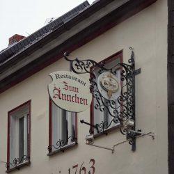 Ahrweiler Niederhutstrasse Restaurant Aennchen @ Michael Lentz 2019_03_15 12