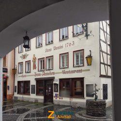 Ahrweiler Niederhutstrasse Restaurant Aennchen @ Michael Lentz 2019_03_15 13