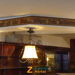 Ahrweiler Niederhutstrasse Restaurant Aennchen Innen @ Michael Lentz 2019_03_15 21